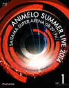 ANIMELO SUMMER LIVE 2014 ONENESS 08.29〈2枚組〉 [Blu-ray]