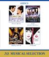 ミュージカル セレクション ブルーレイ・バリューパック〈4枚組〉 [Blu-ray] [2015/02/25発売]