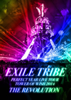 EXILE TRIBE/EXILE TRIBE PERFECT YEAR LIVE TOUR TOWER OF WISH 2014〜THE REVOLUTION〜 超豪華盤〈初回生産限定・5枚組〉 [DVD]