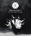 EXO/EXO FROM.EXOPLANET#1-THE LOST PLANET IN JAPAN [Blu-ray]