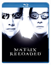 マトリックス リローデッド スペシャル・パッケージ〈初回生産限定〉 [Blu-ray]