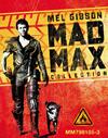 マッドマックス トリロジー スーパーチャージャー・エディション ブルーレイ版 スチールブック仕様〈数量限定生産・3枚組〉 [Blu-ray]