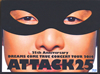 DREAMS COME TRUE/25th Anniversary DREAMS COME TRUE CONCERT TOUR 2014 ATTACK25〈初回限定盤・2枚組〉 [Blu-ray][廃盤]