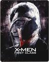 X-MEN:ファースト・ジェネレーション スチールブック仕様〈800セット数量限定生産〉 [Blu-ray]