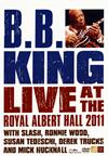 B.B.キング/ライヴ・アット・ザ・ロイヤル・アルバート・ホール 2011 [DVD] [2015/09/16発売]