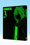 GANGSTA. 3〈特装限定版〉 [DVD] [2017/03/24発売]