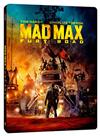 マッドマックス 怒りのデス・ロード ブルーレイ スチールブック仕様〈数量限定生産〉 [Blu-ray] [2015/10/21発売]