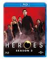 HEROES/ヒーローズ シーズン3 バリューパック〈7枚組〉 [Blu-ray]
