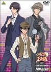 新テニスの王子様 OVA vs Genius10 FAN DISC [DVD] [2015/12/24発売]