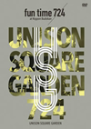 "UNISON SQUARE GARDEN LIVE SPECIAL""fun time 724""at Nippon Budokan 2015.7.24"