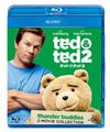 テッド&テッド2 ブルーレイ・パック〈初回生産限定・3枚組〉 [Blu-ray]