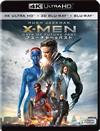 X-MEN:フューチャー&パスト 4K ULTRA HD+3D+2Dブルーレイ〈3枚組〉 [Ultra HD Blu-ray]