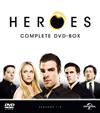 HEROES コンプリート DVD-BOX〈21枚組〉 [DVD]