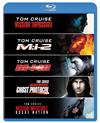 ミッション:インポッシブル ベストバリューBlu-rayセット〈期間限定スペシャルプライス・5枚組〉 [Blu-ray]