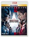 シビル・ウォー/キャプテン・アメリカ MovieNEX〈2枚組〉 [Blu-ray]