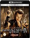 バイオハザードIV アフターライフ 4K ULTRA HD&ブルーレイセット〈2枚組〉 [Ultra HD Blu-ray]
