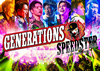 GENERATIONS from EXILE TRIBE / GENERATIONS LIVE TOUR 2016 SPEEDSTER〈初回生産限定盤・2枚組〉