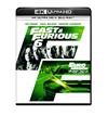 ワイルド・スピード EURO MISSION 4K ULTRA HD+Blu-rayセット〈2枚組〉 [Ultra HD Blu-ray]