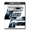 ワイルド・スピード SKY MISSION 4K ULTRA HD+Blu-rayセット〈2枚組〉 [Ultra HD Blu-ray]