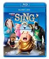SING / シング ブルーレイ+DVDセット('16米)〈2枚組〉