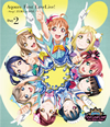 ラブライブ!サンシャイン!! Aqours First LoveLive!-Step!ZERO to ONE- Day2〈2枚組〉 [Blu-ray]