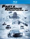 ワイルド・スピード オクタロジー Blu-ray SET〈初回生産限定・8枚組〉 [Blu-ray]