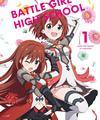 バトルガール ハイスクール BATTLE GIRL PROJECT Vol.1 Blu-ray&CD BOX [Blu-ray] [2017/11/22発売]