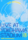 秦 基博/LIVE AT YOKOHAMA STADIUM-10th Anniversary-〈2枚組〉 [DVD]