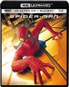 スパイダーマンTM 4K ULTRA HD&ブルーレイセット〈2枚組〉 [Ultra HD Blu-ray]