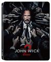 ジョン・ウィック:チャプター2 コレクターズ・エディション〈数量限定スチールブック仕様・2枚組〉 [Blu-ray]
