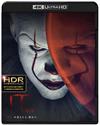 "IT/イット""それ""が見えたら、終わり。 4K ULTRA HD&2D ブルーレイセット〈2枚組〉 [Ultra HD Blu-ray] [2018/02/21発売]"