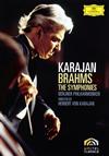 ヘルベルト・フォン・カラヤン/ブラームス:交響曲全集〈限定盤・2枚組〉 [DVD]