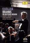ヘルベルト・フォン・カラヤン/ブラームス:ドイツ・レクイエム〈限定盤〉 [DVD]
