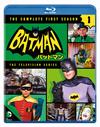 バットマン TV ファースト・シーズン コンプリート・セット〈3枚組〉 [Blu-ray]