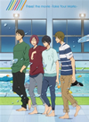 特別版 Free!-Take Your Marks-〈数量限定版〉 [Blu-ray]