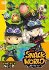スナックワールド DVD-BOX Vol.2〈6枚組〉 [DVD]