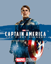 キャプテン・アメリカ/ザ・ファースト・アベンジャー MovieNEX〈2枚組〉 [Blu-ray]