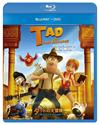 タッドの大冒険〜失われたミダス王の秘宝〜 ブルーレイ+DVDセット〈2枚組〉 [Blu-ray]