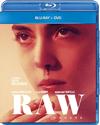 RAW 少女のめざめ ブルーレイ+DVDセット('16仏 / ベルギー)〈2枚組〉 [Blu-ray]