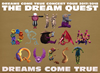 DREAMS COME TRUE / DREAMS COME TRUE CONCERT TOUR 2017 / 2018 THE DREAM QUEST〈2枚組〉 [DVD]