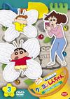 クレヨンしんちゃん TV版傑作選 第13期シリーズ3 寝ている間にアートだゾ [DVD]