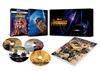 アベンジャーズ インフィニティ・ウォー 4K UHD MovieNEX プレミアムBOX〈数量限定・4枚組〉 [Ultra HD Blu-ray]