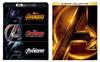 アベンジャーズ インフィニティ・ウォー 4K UHD ムービー・コレクション〈初回生産限定・6枚組〉 [Ultra HD Blu-ray]