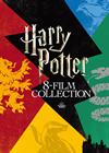 ハリー・ポッター 8-Film Set バック・トゥ・ホグワーツ仕様〈初回限定生産・8枚組〉 [DVD]