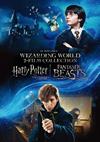 ハリー・ポッターと賢者の石&ファンタスティック・ビーストと魔法使いの旅 魔法の世界 入学セット〈2枚組〉 [DVD]