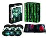 マトリックス トリロジー 4K ULTRA HD&HDデジタル・リマスター 日本語吹替音声追加収録版〈初回限定生産・9枚組〉 [Ultra HD Blu-ray]