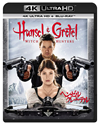 ヘンゼル&グレーテル 4K ULTRA HD+Blu-rayセット〈2枚組〉 [Ultra HD Blu-ray] [2018/12/05発売]