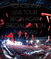 東方神起/LIVE TOUR〜Begin Again〜Special Edition in NISSAN STADIUM〈2枚組〉 [Blu-ray]