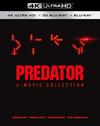 プレデター クアドリロジーBOX 4K ULTRA HD+3D+2Dブルーレイ〈9枚組〉 [Ultra HD Blu-ray]