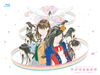 AKB48/53rdシングル 世界選抜総選挙〜世界のセンターは誰だ?〜〈4枚組〉 [Blu-ray] [2019/01/09発売]